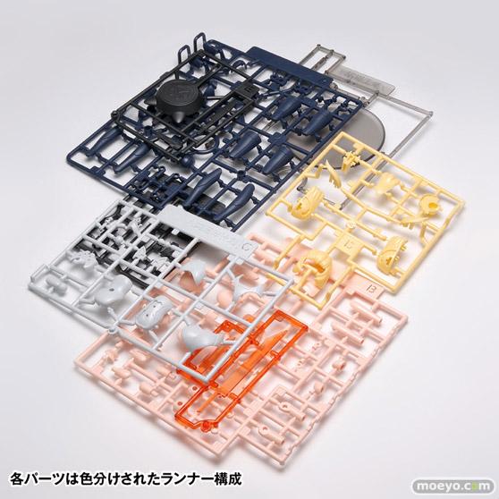 ウェーブ MULTI PURPOSE HUMANOID ROBOT フェリス プラモデル 08