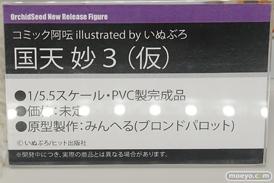 オーキッドシード コミック阿吽 illustrated by いぬぶろ 国天妙 3(仮) みんへる エロ フィギュア 10