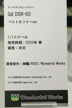 Wonderful Works フィギュア ドールズフロントライン Gd DSR-50 ベストオファーver. 榊馨 RICO 14