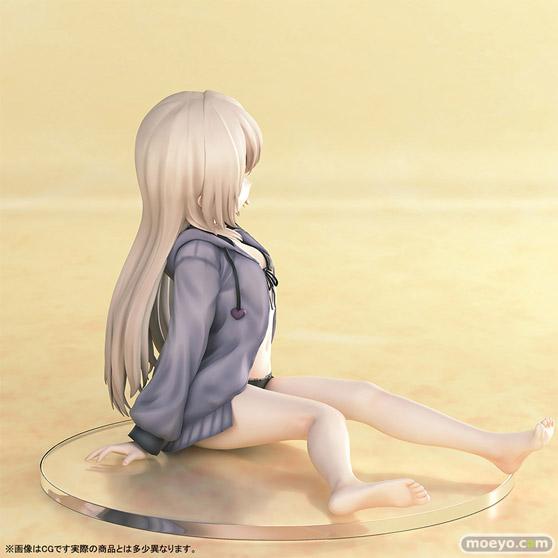 B´full FOTS JAPAN(ビーフル フォトス ジャパン) かぷりちお「パーカー少女」 フィギュア 04