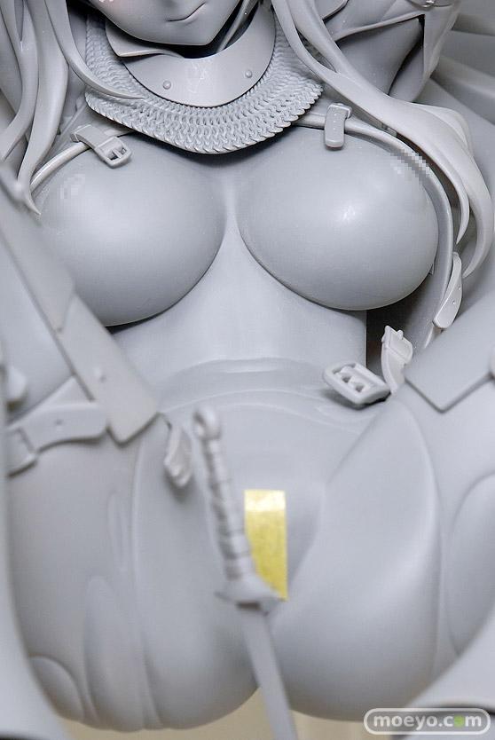 ネイティブ 女騎士ヴェレリー フィギュア 犬江しんすけ 榊馨 エロ キャストオフ 06