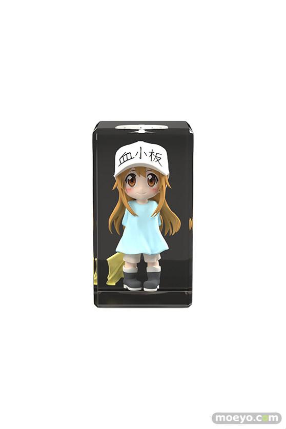 B´full FOTS JAPAN(ビーフル フォトス ジャパン) はたらく細胞「血小板」フルカラー3Dクリスタルフィギュア 01