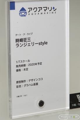 ワンホビギャラリー 2019 AUTUMN 新作フィギュア展示の様子 レム ジェネ ミリム 34
