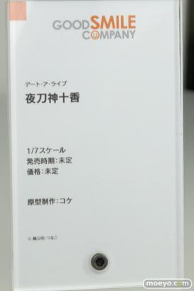 ワンホビギャラリー 2019 AUTUMN 新作フィギュア展示の様子 宝多六花 DF悪魔子 夜刀神十香 11