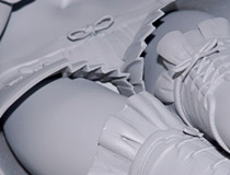 アルターの新作美少女フィギュア「ソフィーのアトリエ~不思議な本の錬金術士~ ソフィー」監修中原型が展示!【宮沢展示会44】