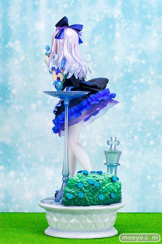 B´full(ビーフル) 藤ちょこ氏オリジナルイラスト「蒼のアリス」 まつを アンドウケンジ フィギュア 04
