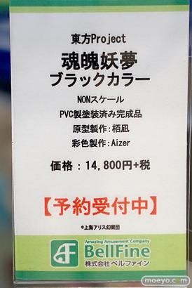 秋葉原の新作フィギュア展示の様子 47