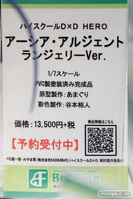 秋葉原の新作フィギュア展示の様子 51