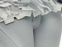 ホビージャパン新作美少女フィギュア「BOMBERGIRL グリムアロエ」監修中原型が展示!【メガホビ2019秋】