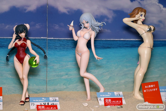 C3AFA TOKYO 2019 画像 サンプル レビュー フィギュア C3AFAマーケット on the beach 激ゾリ同好会R 桜前線 12