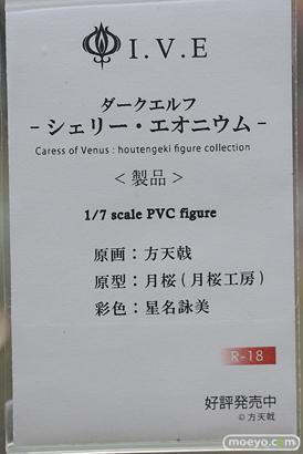 秋葉原の新作フィギュア展示の様子34