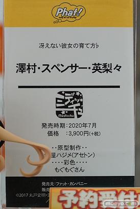 秋葉原の新作フィギュア展示の様子43