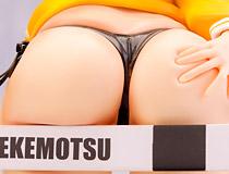 もちろんキャストオフ可能!スカイチューブ新作エロフィギュア「ハードル少女 illustration by けけもつ」予約受付開始!