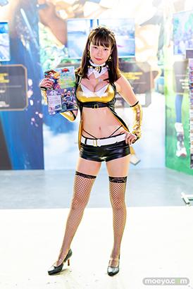 TGS2019 コスプレ イベント コンパニオン 画像 写真 レポート