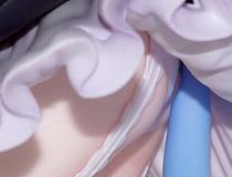 アルター新作美少女フィギュア「Re:ゼロから始める異世界生活 レム ネコミミVer.」彩色サンプルが展示!【メガホビ2019秋】