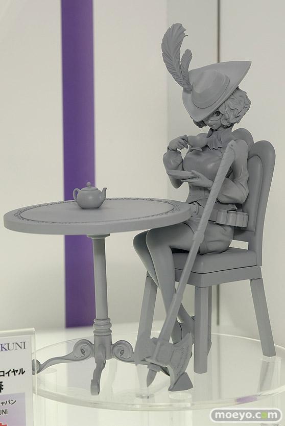 ホビージャパン AMAKUNI ペルソナ5 ザ・ロイヤル 奥村春 真辺菜月 CREA MODE フィギュア 02