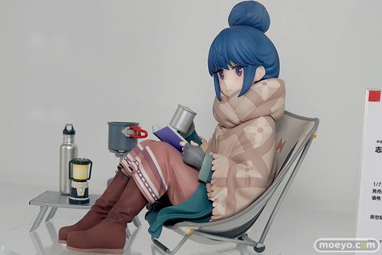 ウイング ゆるキャン△ 志摩リン 秋雨 あきもとはじめ フィギュア メガホビEXPO 2019 Autumn 04
