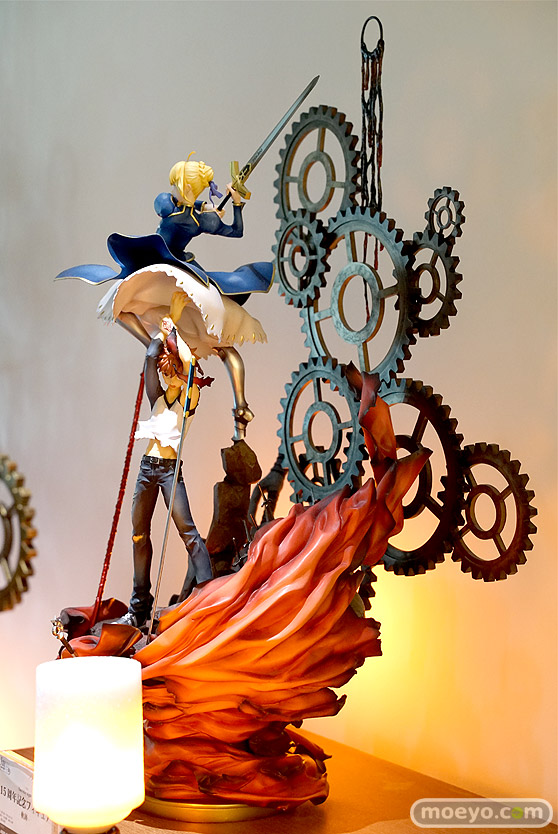 アニプレックスプラス Fate/stay night 15周年記念フィギュア -軌跡- 石長櫻子 星名詠美 TYPE-MOON展 05