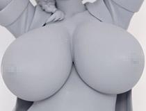 「秋園栞奈」「リリナ」「ミサ姉」など 「Q-six」ブース新作フィギュア特集【WF2020冬】