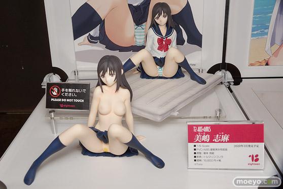 えいてぃ~ん 如月真綾 エロ フィギュア ワンダーフェスティバル 2020[冬] 06
