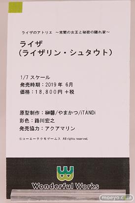 アクアマリン Wonderful Works フィギュア ワンダーフェスティバル 2020[冬] 37