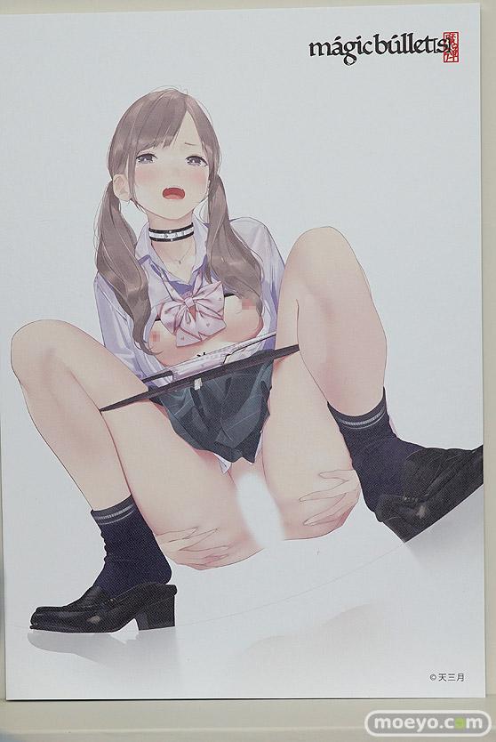 マジックバレット M ~Histoire d'M~ 天三月 Hanashigai エロ フィギュア ワンダーフェスティバル 2020[冬] 12