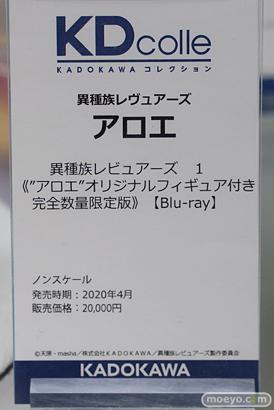 秋葉原の新作フィギュア展示の様子 24
