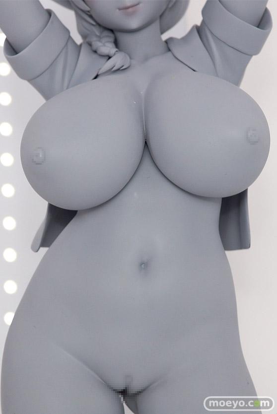 Q-six サキュバステードライフ 秋園栞奈 ノルグレコ フィギュア エロ ワンダーフェスティバル 2020[冬] 06