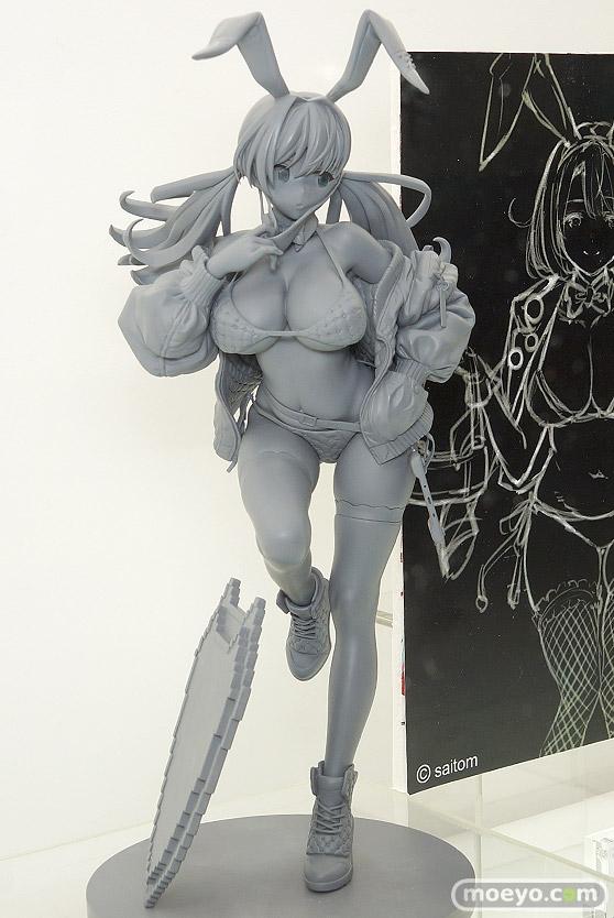 スカイチューブ 宇佐田みみ illustration by saitom EGG エロ キャストオフ フィギュア 02