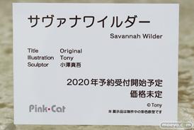 PinkCat サヴァナワイルダー 小澤真吾 Tony フィギュア エロ キャストオフ ワンダーフェスティバル 2020[冬] 14