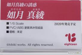 えいてぃーん 如月真綾 エロ フィギュア ワンダーフェスティバル 2020[冬] 10