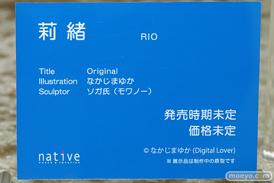ネイティブ 莉緒 なかじまゆか ソガ氏 エロ キャストオフ フィギュア ワンダーフェスティバル 2020[冬] 13