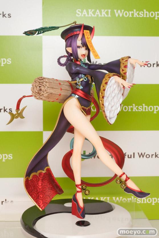 画像 フィギュア サンプル レビュー ワンダーフェスティバル 2020[冬] ~studio~SunFlower Sakaki Workshops ジーフォース 08