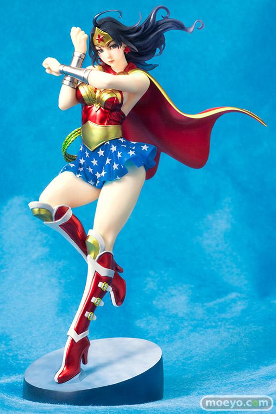 コトブキヤ DC COMICS美少女 DC UNIVERSE アーマード ワンダーウーマン 2nd Edition cigua フィギュア 01