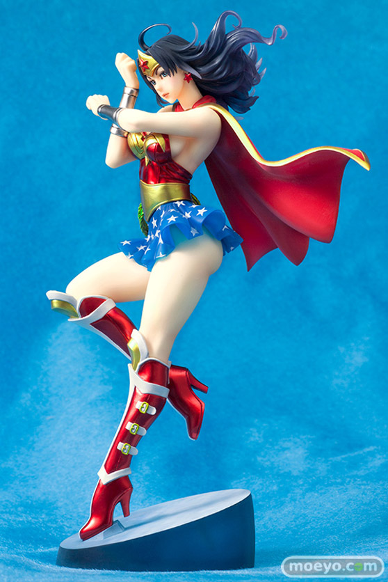 コトブキヤ DC COMICS美少女 DC UNIVERSE アーマード ワンダーウーマン 2nd Edition cigua フィギュア 02
