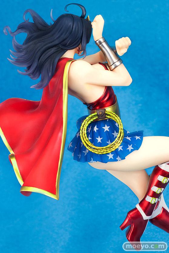 コトブキヤ DC COMICS美少女 DC UNIVERSE アーマード ワンダーウーマン 2nd Edition cigua フィギュア 04