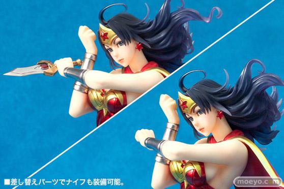 コトブキヤ DC COMICS美少女 DC UNIVERSE アーマード ワンダーウーマン 2nd Edition cigua フィギュア 07
