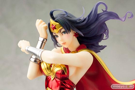 コトブキヤ DC COMICS美少女 DC UNIVERSE アーマード ワンダーウーマン 2nd Edition cigua フィギュア 08