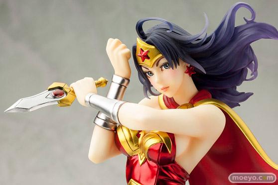コトブキヤ DC COMICS美少女 DC UNIVERSE アーマード ワンダーウーマン 2nd Edition cigua フィギュア 09
