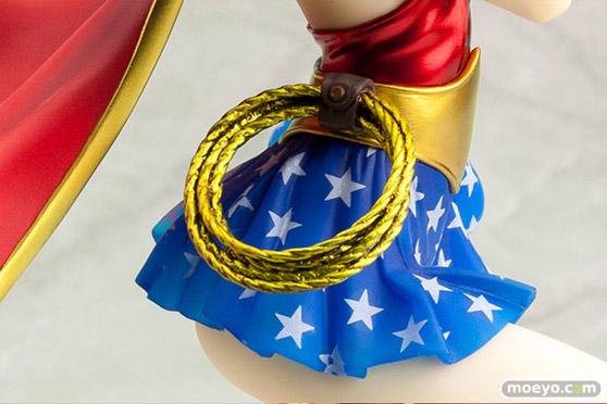 コトブキヤ DC COMICS美少女 DC UNIVERSE アーマード ワンダーウーマン 2nd Edition cigua フィギュア 10