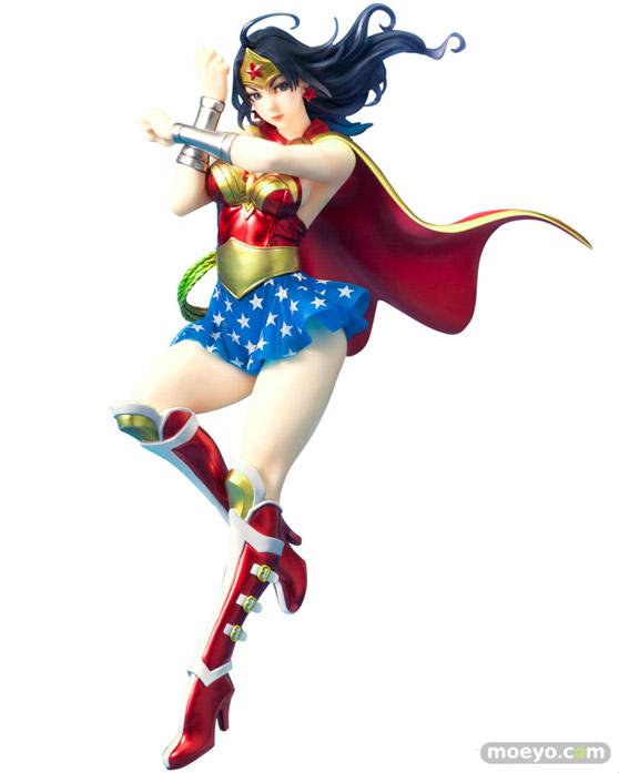 コトブキヤ DC COMICS美少女 DC UNIVERSE アーマード ワンダーウーマン 2nd Edition cigua フィギュア 12