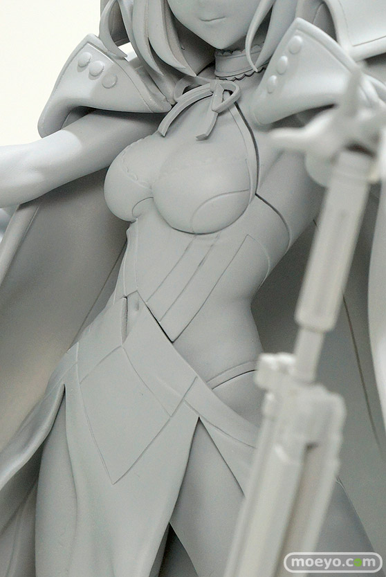 ホビージャパン AMAKUNI Fate/Grand Order ライダー/アルトリア・ペンドラゴン[オルタ] グリズリーパンダ フィギュア ワンダーフェスティバル 2020[冬] 06