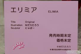 ロケットボーイ エリミア MだSたろう にゃばー エロ フィギュア ワンダーフェスティバル 2020[冬] 13