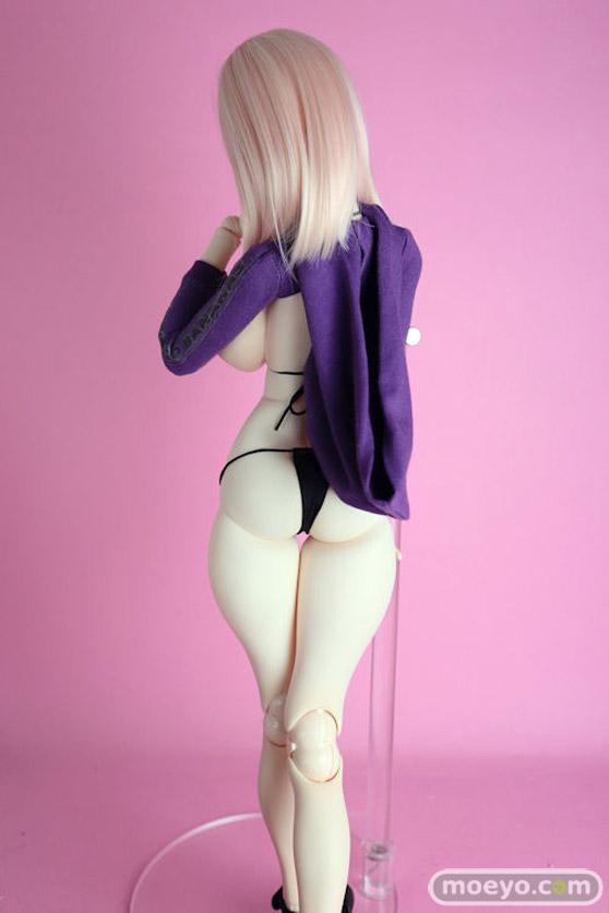 リアルアートプロジェクト Pink Drops #3 綺亞羅(キアラ)ver.2(SoftSkin) QUARANTOTTO エロ ドール フィギュア 03
