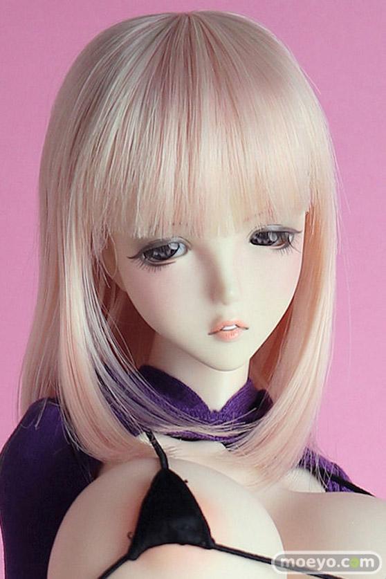 リアルアートプロジェクト Pink Drops #3 綺亞羅(キアラ)ver.2(SoftSkin) QUARANTOTTO エロ ドール フィギュア 06
