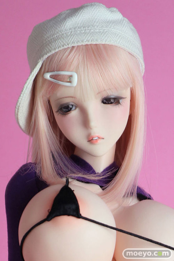 リアルアートプロジェクト Pink Drops #3 綺亞羅(キアラ)ver.2(SoftSkin) QUARANTOTTO エロ ドール フィギュア 13