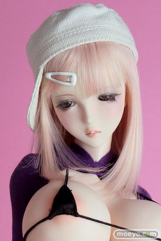 リアルアートプロジェクト Pink Drops #3 綺亞羅(キアラ)ver.2(SoftSkin) QUARANTOTTO エロ ドール フィギュア 14