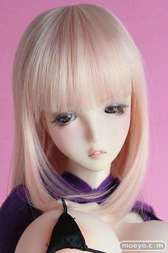 リアルアートプロジェクト Pink Drops #3 綺亞羅(キアラ)ver.2(SoftSkin) QUARANTOTTO エロ ドール フィギュア 17