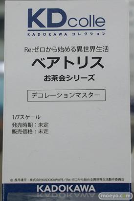 秋葉原の新作フィギュア展示の様子 29