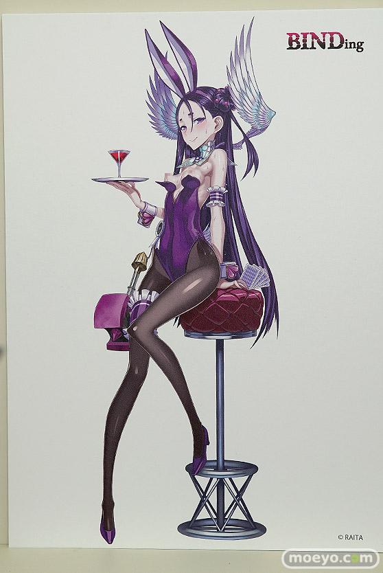 BINDing 魔法少女シリーズ 新田由比 RAITA シダレヤナギ エロ フィギュア ワンダーフェスティバル 2020[冬] 11